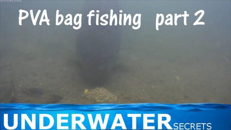 PVA bag fishing   part 2